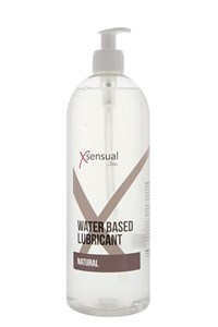 XSensual glijmiddel naturel (1000 ml)