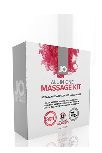 Alles in 1 massage kadoset