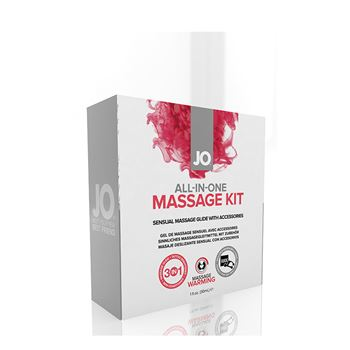 Alles in 1 massage cadeauset