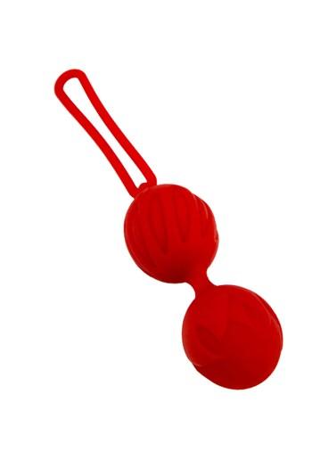 Rode geisha ballen
