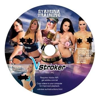 Stamina Training DVD voor Vstroker