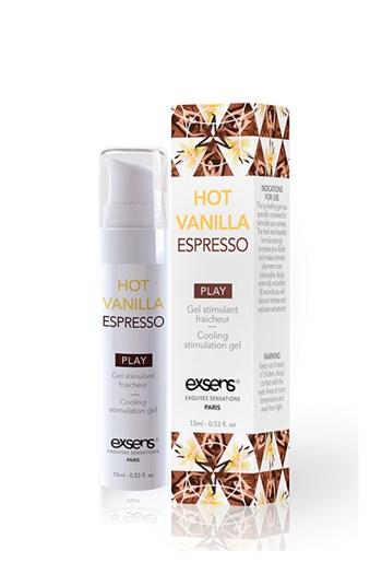 Verkoelende gel (vanille/espresso)