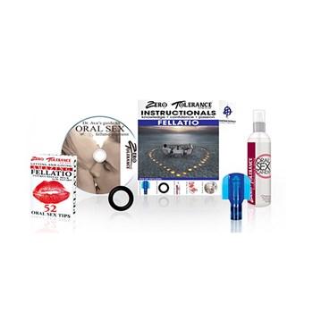 Instructie pakket voor orale seks