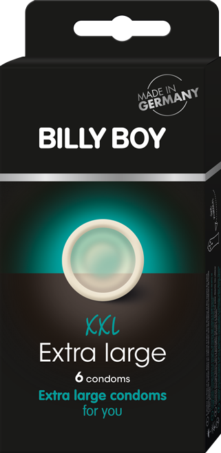 Billy Boy XXL Condooms 6 stuks