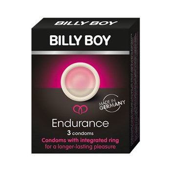 Billy Boy Endurance Condooms 3 stuks