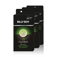 Billy Boy Comfort Condooms 18st