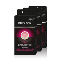 Billy Boy Endurance Condooms 18st