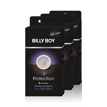 Billy Boy Protection Condooms 18st