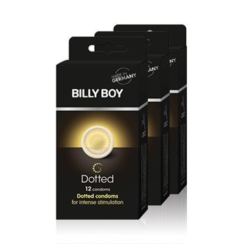 Billy Boy Dotted Condooms - 36 stuks