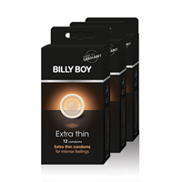 Billy Boy Ultra Thin Condooms 36st