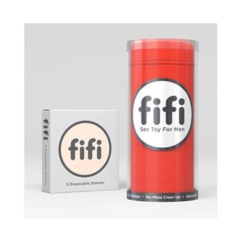 Fifi Masturbator rood