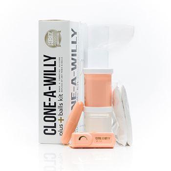 Clone-A-Willy met scrotum