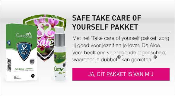 Safe - Take care of yourself pakket