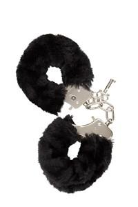 Furry handboeien (Zwart)
