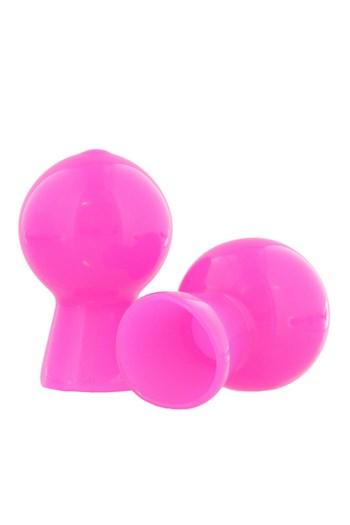 Tepel zuigertjes (Roze)