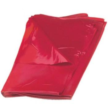 Vinyl liefdeslaken (Rood)