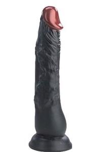De Privé dildo (Zwart)