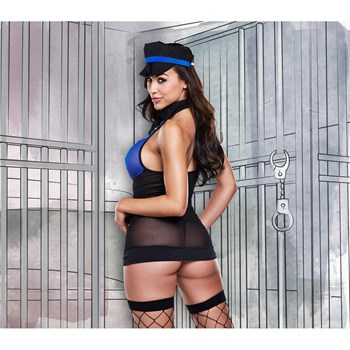 5-Delig Politie-uniform