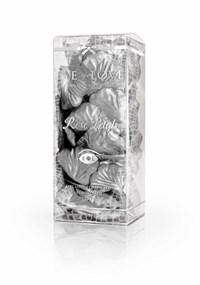 Rozenblaadjes (diverse) (Zilver)