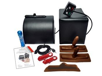 Sybian seksmachine pakket (Chocolade)