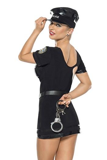 3-delig politieagente uniform