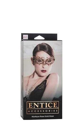 Mystique masker (Goud)