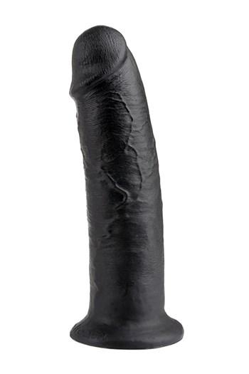 25,4 cm dildo (Zwart)