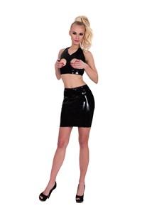 Datex rok met open achterkant