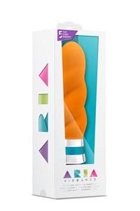 Vibrance klassieke vibrator (Oranje)