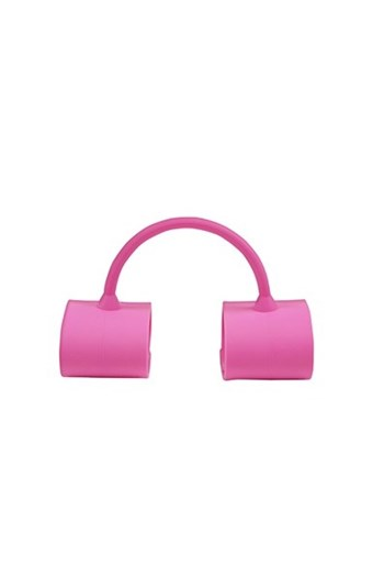 Silicone submissions enkelboeien (Roze)