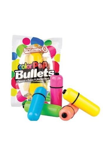 Color pop bullet (Roze)