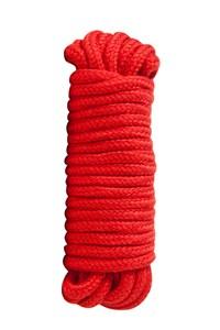 Bondage touw van 5 meter (Rood)