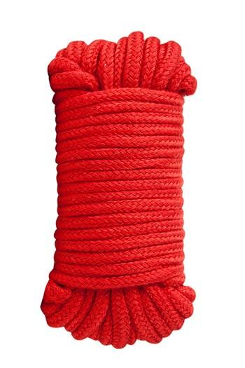 Bondage 10 meter touw (Rood)