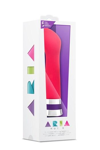 Hue G-Spot vibrator (Roze)