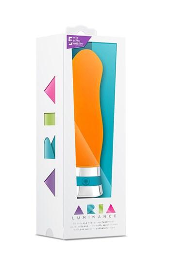 Lucent klassieke vibrator (Oranje)