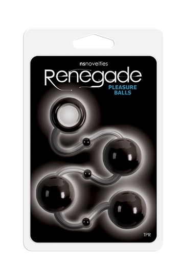 Renegade pleasure balls (Zwart)