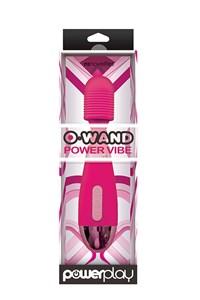 Powerplay Wand vibrator (Roze)