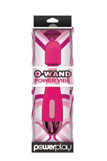 Powerplay Wand vibrator (Roze)
