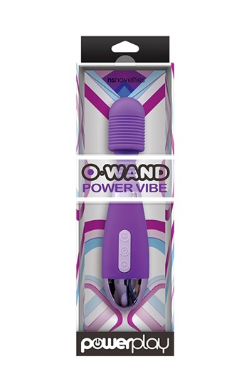 Powerplay Wand vibrator (Paars)