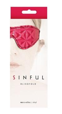 Sinful blinddoek (Roze)