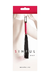 Sinful zweep (Roze)