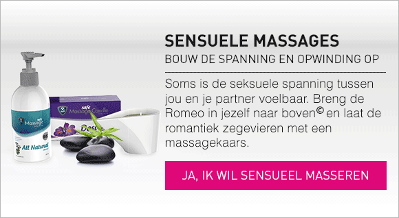 Sensuele massages
