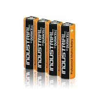 Duracell Industrial AA Batterij 4st
