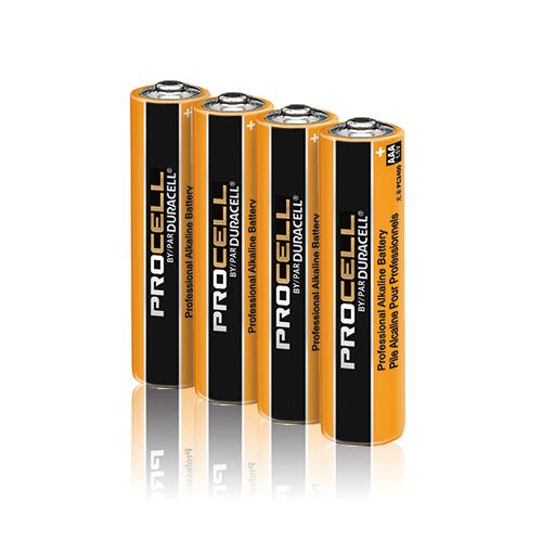 Procell Industrial AAA Batterij (4 stuks)