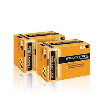 Duracell Industrial AA Batterij 20st
