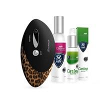 Womanizer Pro Stimulator (Zwart) voordeelpakket
