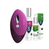 Womanizer Pro Stimulator (Magenta) voordeelpakket