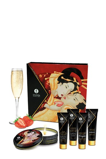 Geisha's Secret Kit Strawberry