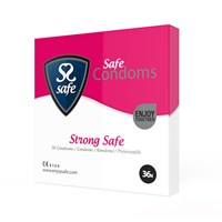 Safe Strong Condooms 36st