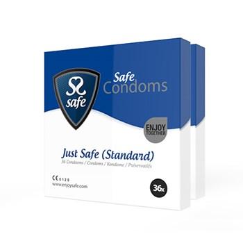 Just Safe Condooms (Standaard) 72st